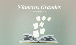 Copy of Numeros Grande