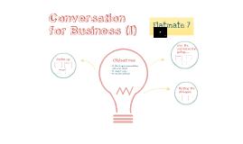 ETC Conversation 01/02-09
