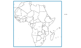 Map Exercise:Africa