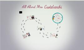 Mrs. Castelvecchi