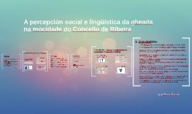 A percepción social e lingüística da gheada na mocidade do C