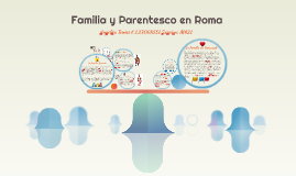 La Familia Romana