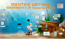 Scientific Writing& Components of Research Paper (2)