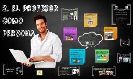 el profesor como persona