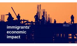 immigrants' economic impact