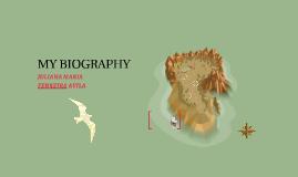 MY BIOGRAPHY