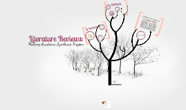 Literature Review:  Making Academic Synthesis Happen