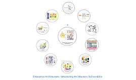 Copy of Enterprise Architecture: Structuring Architecture Deliverables