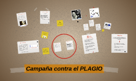Campaña contra el PLAGIO