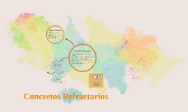 Copy of concretos refractario, densos y aislantes