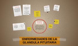 ENFERMEDADES DE LA GLANDULA PITUITARIA