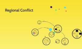 Regional Conflict