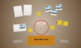 Phar-Mor Case