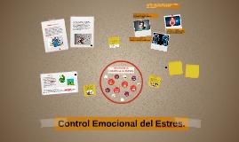 Control Emocional del Estres.