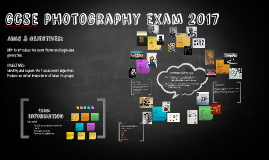 gcse photography exam 2017