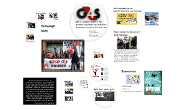 G4S is a leading target of the Boycott Divestment and Sancti