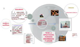 TEMA 2: ORGANISMO HUMANO, MOVIMENTO E SAÚDE - CAPACIDADES FÍ