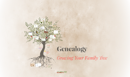 Genealogy - Growing Your Family Roots