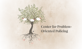 Center for Problem-Oriented Policing