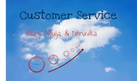 Copy of Customer Service