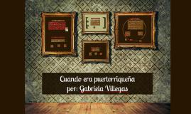 Copy of Cuando era puertorriqueña