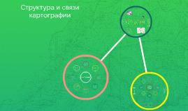 Структура  и связи картографии