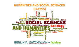 HUMANITIES AND SOCIAL SCIENCES (HUMSS)
