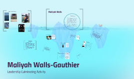 Maliyah Walls-Gauthier