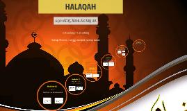 Halaqah 2014