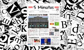 5 Minutos - 1º Edición