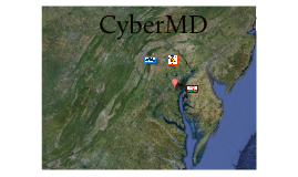 CyberMD Map Mock-Up