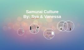 Samurai Culture