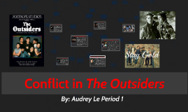 Copy of Conflict in The Outsiders