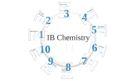 IB Chemistry Revision