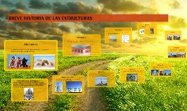 Copy of BREVE HISTORIA DE LAS ESTRUCTURAS