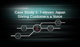7 eleven japan giving customers a voice 7-eleven® announces new we have to speak with one voice across all of our agencies with customers also count on 7-eleven for.