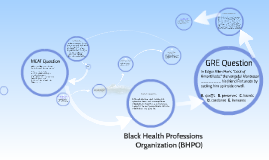 Black Health Professions Organization (BHPO)