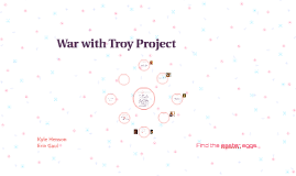 War with Troy Project