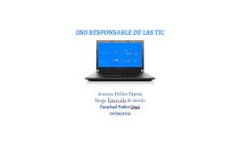 EUPO-USO RESPONSABLE DE LAS TIC
