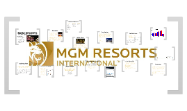 Copy of MGM Resorts