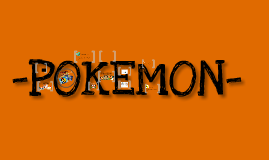 POKEMON- FOR THE WIN!!