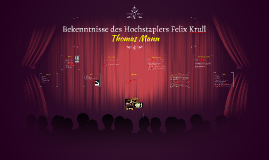 Bekenntnisse des Hochstaplers Felixx Krull