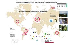O estado da arte do turismo em Florianópolis