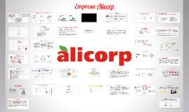 Copy of Empresa Alicorp