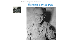 Earnest Taylor Pyle
