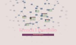 French I Portfolio