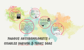 Famous Antropologists :