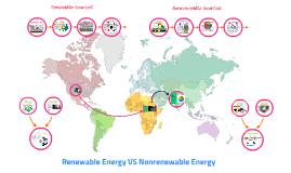 Renewable Energy VS Nonrenewable Energy