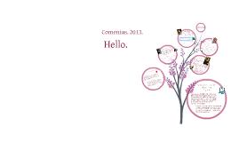 Comenius Presentation.