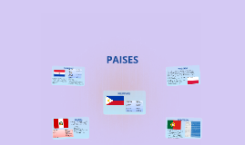 Copy of Paises
